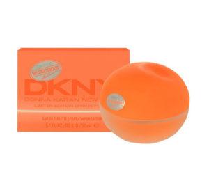 DKNY Be Delicious Electric Citrus Pulse - 50ml - Toaletna voda ženski