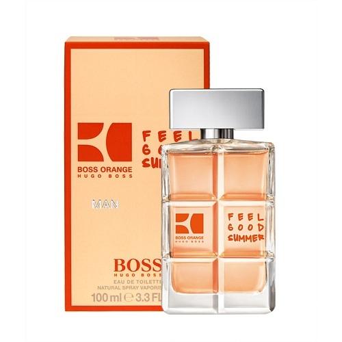 Hugo Boss Boss Orange Feel Good Summer Moška dišava