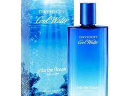 Davidoff Cool Water Into The Ocean Moška dišava
