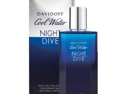 Davidoff Cool Water Night Dive Moška dišava