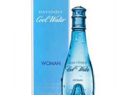 Davidoff Cool Water Toaletna voda Ženska dišava