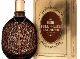Diesel Fuel for Life Unlimited Parfumska voda Ženska dišava