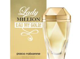 Paco Rabanne Lady Million Eau My Gold! Ženska dišava