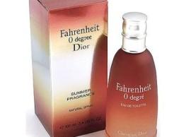 Christian Dior Fahrenheit 0 Degree Moška dišava