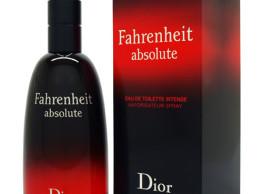 Christian Dior Fahrenheit Absolute Moška dišava