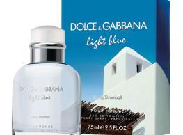 Dolce & Gabbana Light Blue Living Stromboli Moška dišava