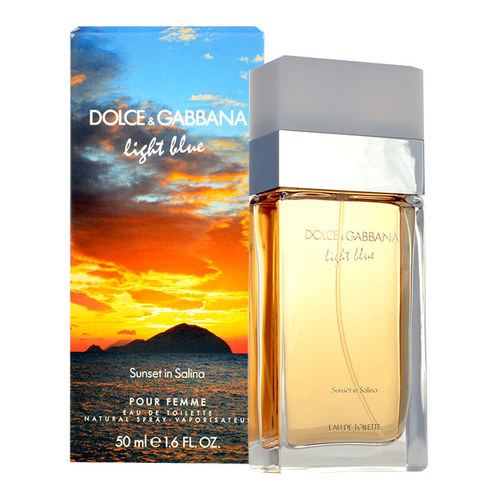 Dolce & Gabbana Light Blue Sunset in Salina Ženska dišava