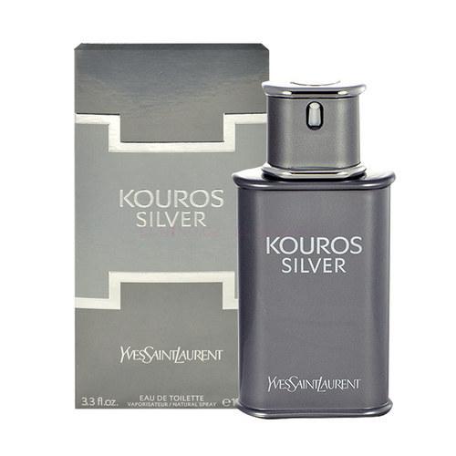 Yves Saint Laurent Kouros Silver Moška dišava