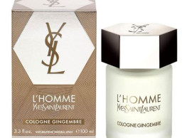Yves Saint Laurent L'Homme Cologne Gingembre Moška dišava