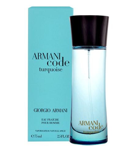 Giorgio Armani Code Turquoise Moška dišava