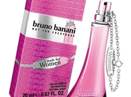 Bruno Banani Made for Women Parfumska voda Ženska dišava