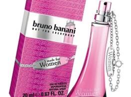 Bruno Banani Made for Women Parfumska voda Ženska dišava
