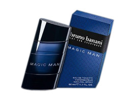 Bruno Banani Magic Man Moška dišava
