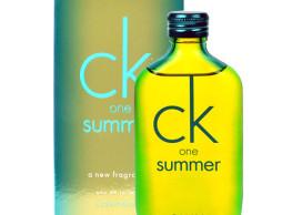 Calvin Klein CK One Summer 2014 Žensko moška dišava