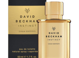 David Beckham Instinct Gold Edition Moška dišava