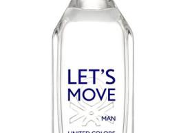 Benetton Let's Move Moška dišava