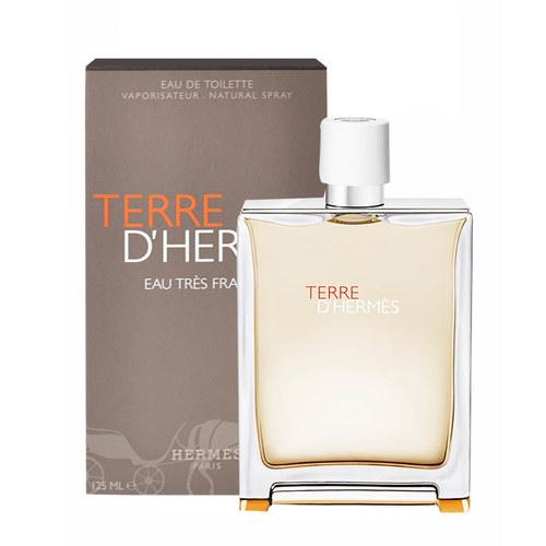 Hermes Terre d'Hermes Eau Tres Fraiche Moška dišava