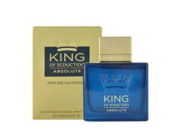 Antonio Banderas King of Seduction Absolute Moška dišava