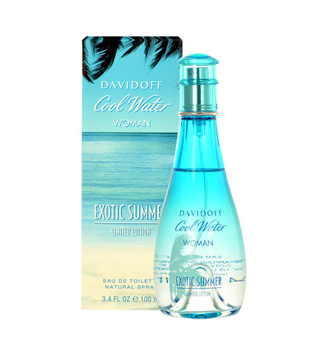 Davidoff Cool Water Exotic Summer Ženska dišava