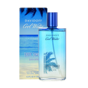 Davidoff Cool Water Exotic Summer - 125ml - Toaletna voda moška