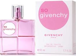 Givenchy So Ženska dišava