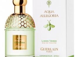 Guerlain Aqua Allegoria Limon Verde Žensko moška dišava