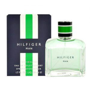 Tommy Hilfiger - Hilfiger Man Sport - edt moški