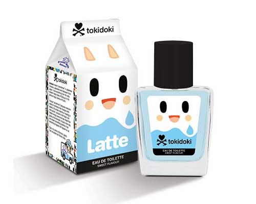 Tokidoki Latte in Milk