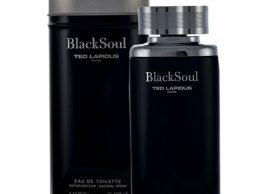 Ted Lapidus Black Soul Moška dišava