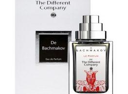 The Different Company De Bachmakov Žensko moška dišava