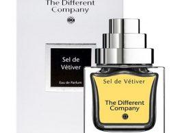 The Different Company Sel de Vetiver Moška dišava