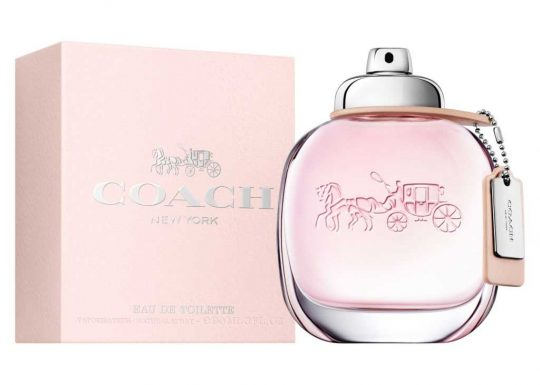 Novi dišavi Coach – Coach The Fragrance Parfumska in toaletna voda