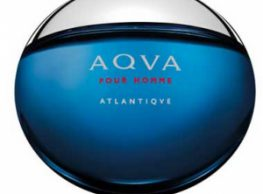 Nova dišava Bvlgari – Aqva Pour Homme Atlantiqve