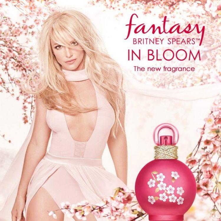 Britney Spears – Fantasy in Bloom