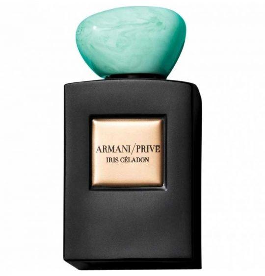 Nova dišava Giorgio Armani – Armani Privé Iris Céladon