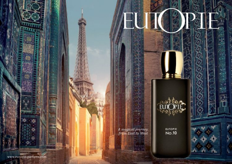 Eutopie No10 on the Silk Road