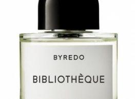 Bibliothèque Byredo for women and men