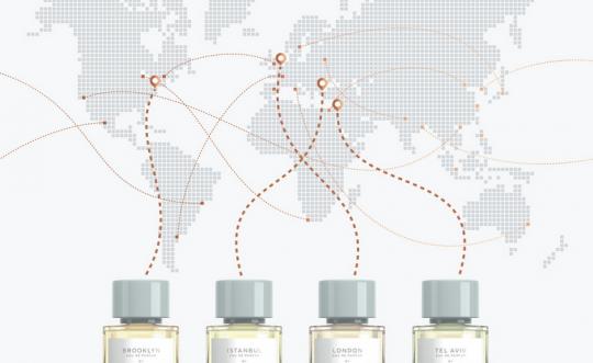 Gallivant Perfumes: London, Tel Aviv, Brooklyn in Istanbul