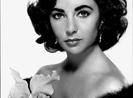 Dišave, ki jih nosijo zvezdnice: Elizabeth Taylor