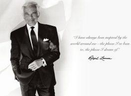 Ralph Lauren parfumer ali modni oblikovalec?