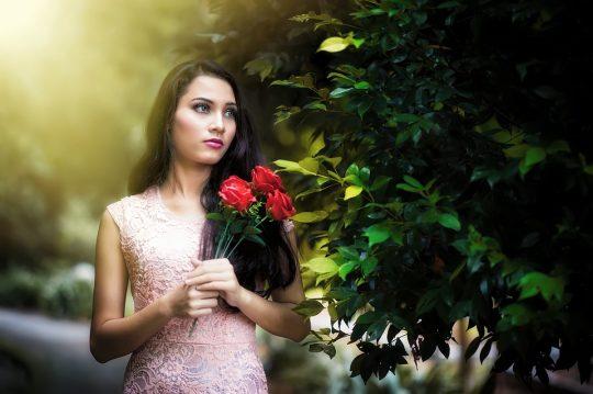 Zadišite po vrtnicah