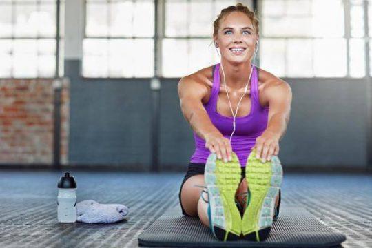 Kako se nadišaviti za vadbo?